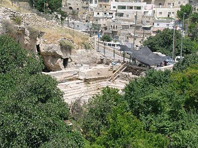 Excavations_des_bains_de_Siloe_dans_le_j