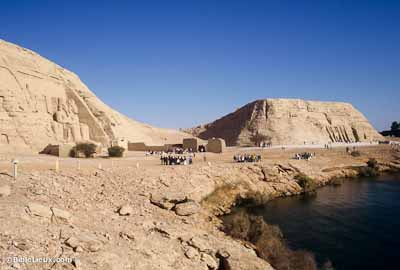Temple de Hathor � Abu Simbel