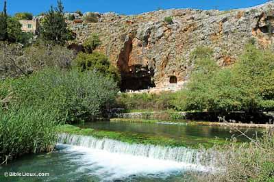Yardén : le descendeur dans Communauté spirituelle Caesarea-Philippi,-tb032905240-biblelieux